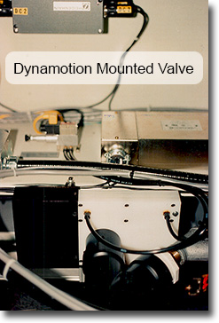Dynamotion Mounted Gate Valve